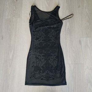 Arden B little black dress